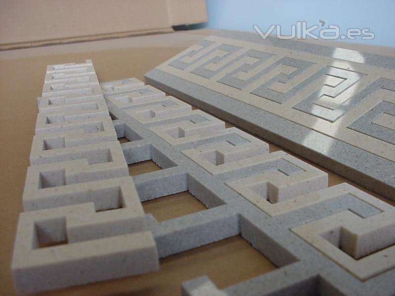 Foto corte de todo tipo de marmol y diferentes espesores for Diferentes tipos de marmol