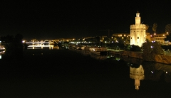El Guadalquivir (Sevilla).