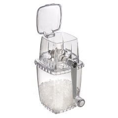 Gifts. picadora hielo acrílica transparente 1 - la llimona home