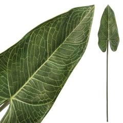 Plantas artificiales. hoja anthurium artificial 64 1 - la llimona home