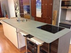 Encimera cocina basalt grey