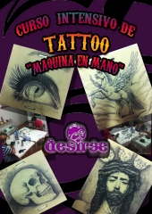 Curso de tattoo intensivo en