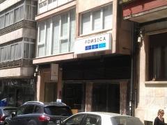 Fachada centro fonsea (encima del restaurante