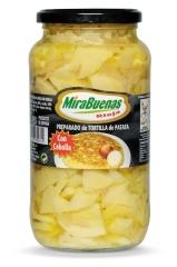 La tortilla de patatas espa�ola es un s�mbolo de nuestra gastronom�a.