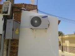 Instalacion y reparacion de aire acondicionado, electricidad y fontaneria en huelva, mantenimientos