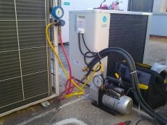 Aire acondicionado, fontaneria, electricidad, energia solar, automatismos, huelva y provincia