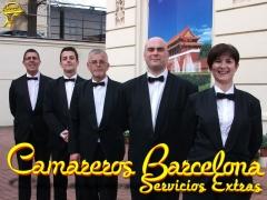 Camareros barcelona - servicios extras