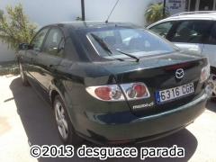 Mazda 6 ds