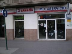 Acceso a motoservicio