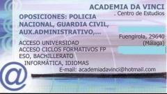 Academia da vinci fuengirola