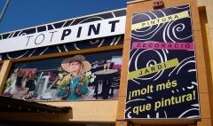 TOTPINT Mayorista de pintura y decoración en Blanes