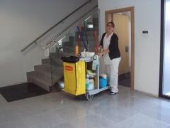 Servicios de limpieza y mantenimiento en valladolid