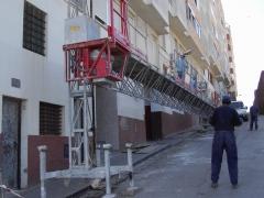 Remodelación edificio rcidencial don alfonso (ceuta)