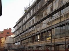 Remodelación edificio del mercado de san josé (ceuta)
