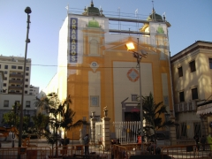 Remodelación iglesia de san francisco (ceuta)