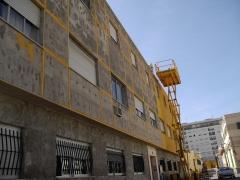 Remodelaci�n edificio de la comandancia de la marina (ceuta)