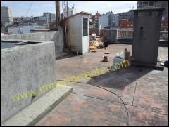 Cubierta transitable  - tel 654896941