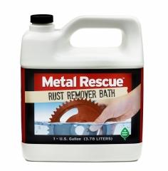 Metal rescue ba�o quita �xido base al agua