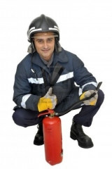 No hace falta ser un Bombero para utilizar un extintor