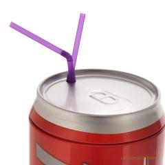 Gifts. dispensador de pajitas cool straws rojo 3 - la llimona home