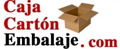 Caja cart�n embalaje.com