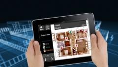 Alarma paradox controlable por teclado tactil,tablet o smartphone
