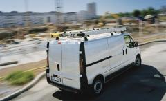 Baca completa para vehiculos industriales