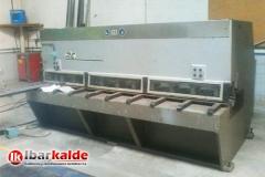 Maquinaria de calderer�a ibarkalde en gipuzkoa