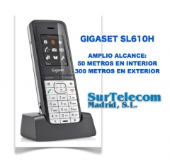 Teléfono Inalámbrico Gigaset SL610H