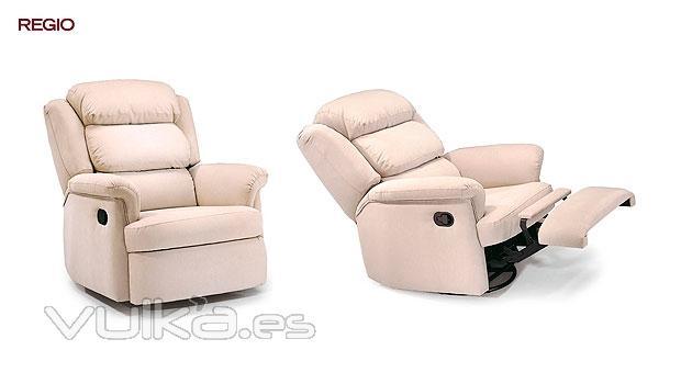 Foto sillon reclinable muy comodo for Sillon orejero comodo