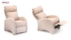 Comodo sillon reclinable para el salon