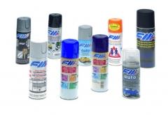 Pintura en spray fm