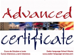 Cutsos de preparación de Advanced Certificate en Vitoria-Gasteiz