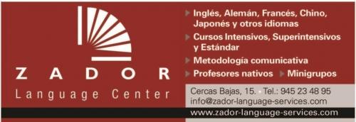 Cursos de idiomas para adultos en En Vitoria-Gasteiz