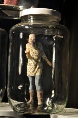 Nueva idea de presentaci�n de las esculturas 3d de threedee-you foto-escultura 3d-u