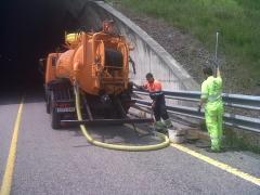 Intervencion en carreteras