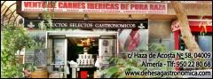 Nuestra tienda de delicatessen