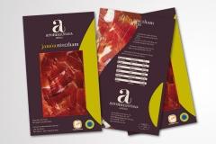 Packaging aroma serrana