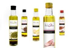 Etiquetas Aceites Terra Olive