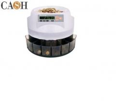 El contadora monedas cash-200 es nuestro contador clasificador de monedas más vendido.