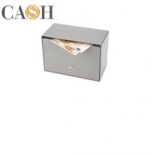 Reduzca los riesgos de robos con esta peque�a pero robusta caja fuerte 1 plus.