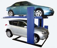 Elevador aparcacoches | elektria