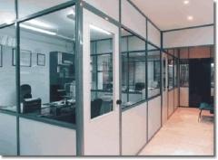 Divisorios para oficinas