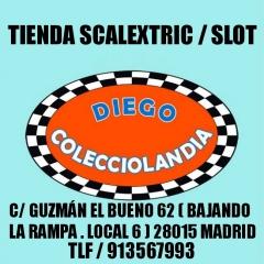 Ofertas-scalextric-madrid-coches-scalextric-espa�a-compra venta coches-jugueter�a-slot-madrid-scx