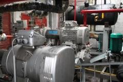 Reparaci�n de m�quinas-refrigeraci�n industrial