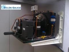 Unidad condensadora alta temperatura - zicl�n galicia