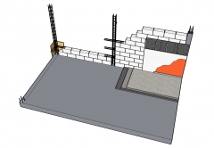 Muro de carga sobre edificaci�n antigua (6)