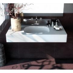 Lavabo  de silestone, modelo exclusive. desde 900 eur