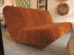Babia bazar vintage :: sofá-cama steiner, diseño de yves christin ::  www.babia.info