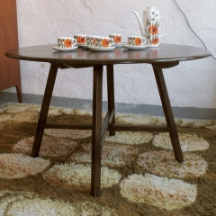 Babia bazar vintage :: mesa de comedor inglesa ercol años 50 ::  www.babia.info